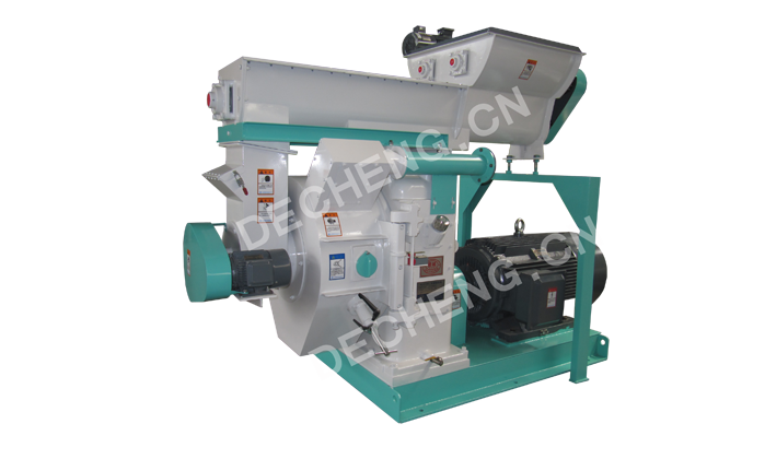 SZLJ series of sawdust pellet mill