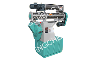 SZLJ series circle-die pellet mill